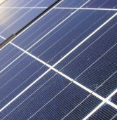 Garden city targets huge energy saving with solar panels