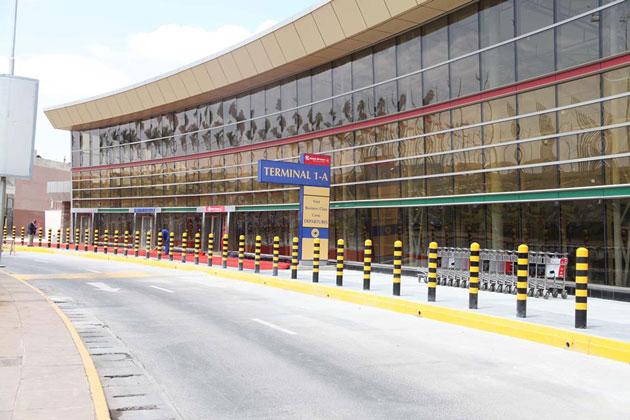 JKIA Terminal 1A photo