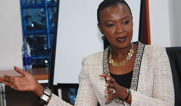 Dr Susan Kidero