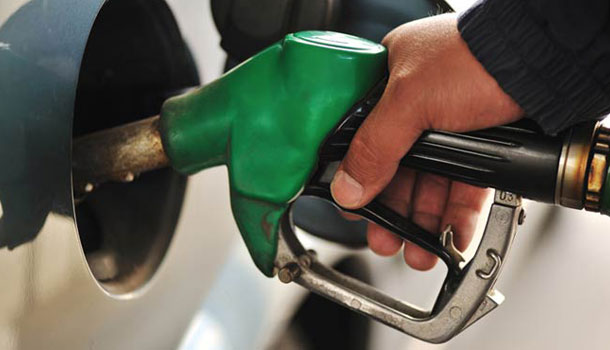 Petrol prices ERC