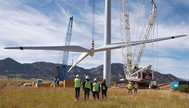 Lake Turkana Wind Energy