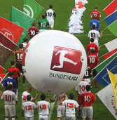 Here is the Bundesliga 2016/2017 fixture