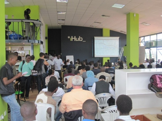 ihub courtesy of building markets.org