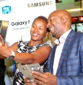 Safaricom picked to distribute Samsung Galaxy Note 5