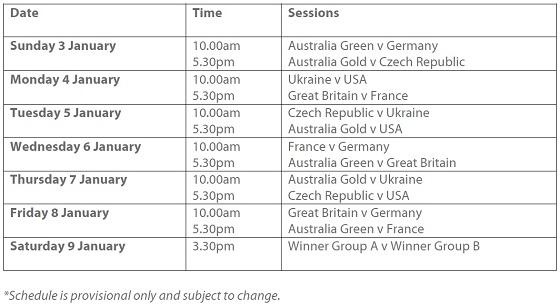 Hopman_Cup_2016_Schedule1