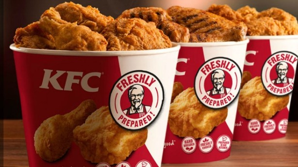 KFC online
