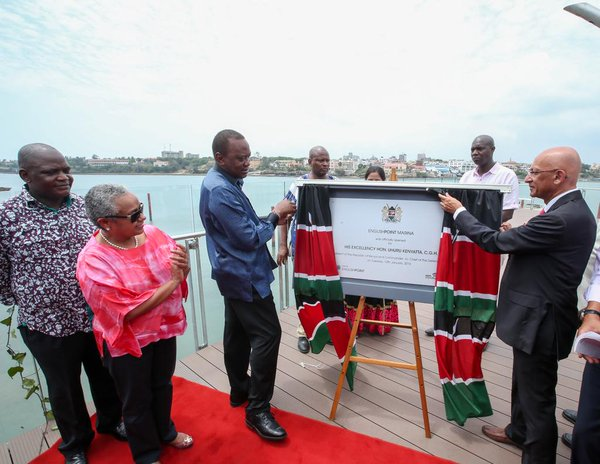 Ukenyatta english point marina