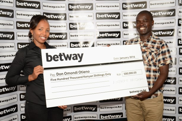 dominic betway