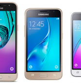 Samsung unveils new range of smartphones