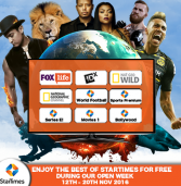 StarTimes open week continues