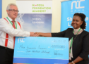 NIC Bank Donates Kshs 2 million to MPESA Foundation Academy