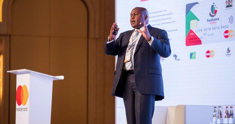 Dennis Mutuku, CEO Huduma Kenya Secretariat.