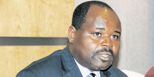 KBA CEO Habil Olaka