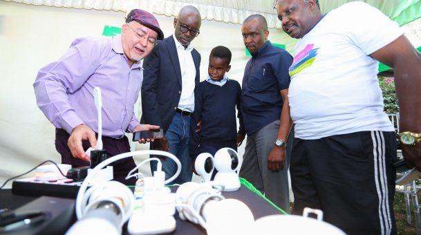 Estate surveillance, Safaricom's next big bet!