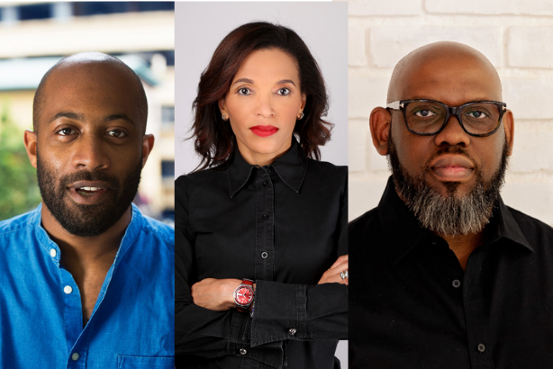 From Left: Chinedu Okeke named MD, Universal Music Nigeria, Elouise Kelly appointed COO, Universal Music South Africa and Sub-Saharan Africa and Sipho Dlamini promoted to CEO, Universal Music South Africa and Sub-Saharan Africa