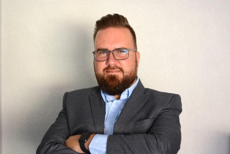 Lehan van den Heever, Enterprise Cyber Security Advisor for Kaspersky in Africa